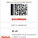 Target mobile coupon programs 2