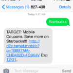 Target mobile coupon programs 3