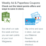 Walgreens mobile coupon programs 3
