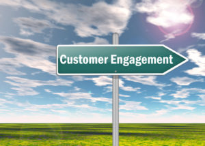 Customer engagement promotion