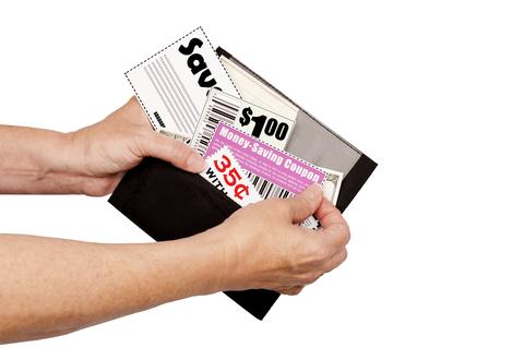 mobile coupon usage up