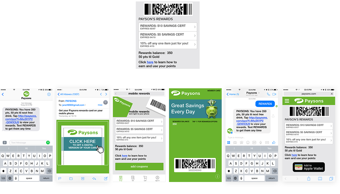 CodeBroker Mobile Loyalty Experience Engine