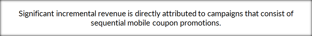 mobile coupon promotions