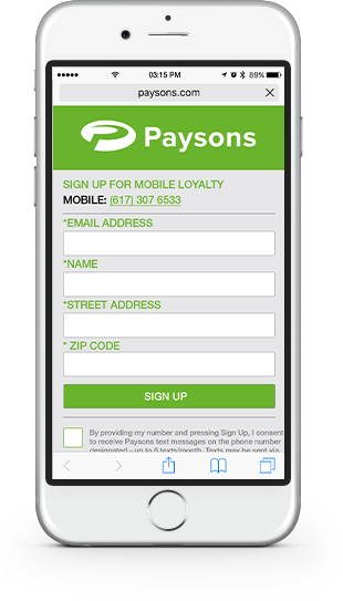 mobile loyalty platform used by retailers to drive higher levels of loyalty program engagement