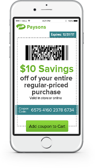 mobile loyalty platform retailers deliver welcome coupons to new mobile loyalty program members to drive purchases