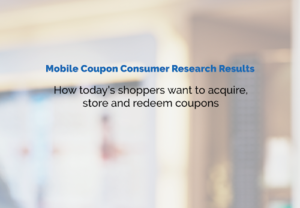 CodeBroker Mobile Coupon Survey