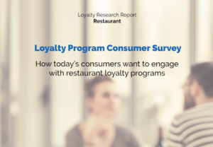 CodeBroker Loyalty Survey Results – Restaurants
